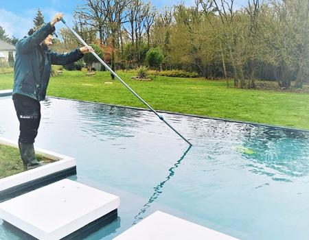 maintenance piscine poitiers mise en route