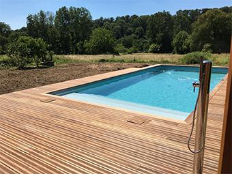 terrasse terrassteel bois poitiers