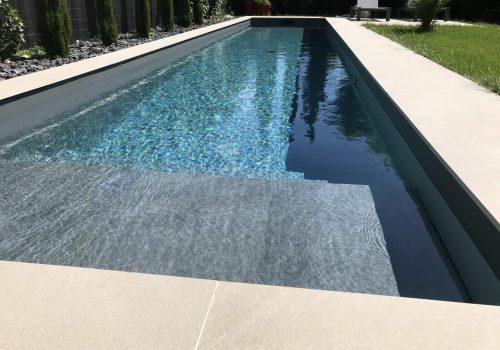 projet piscine sur mesure à Poitiers
